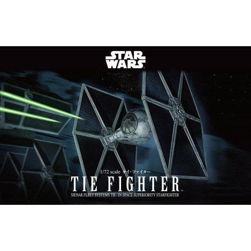1/72 Tie Fighter - Model Kit