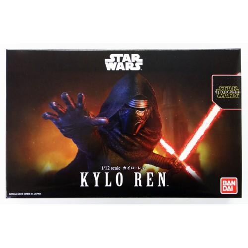1/12 Kylo Ren - Model Kit
