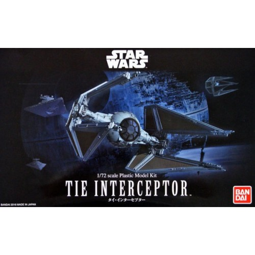 1/72 Tie Interceptor - Model Kit
