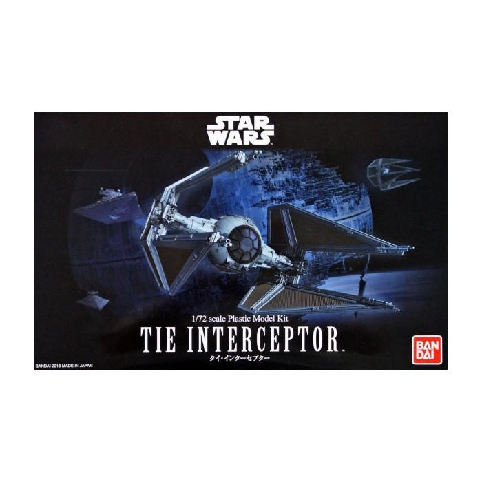 1/72 Tie Interceptor - Model Kit