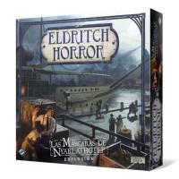 Eldritch Horror: Las Máscaras de Nyarlatothep