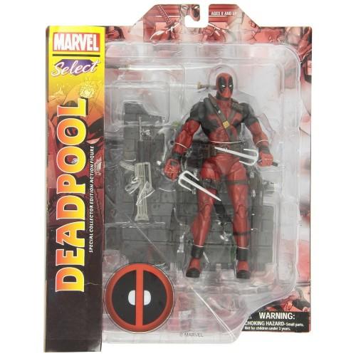 Figura Marvel Select Deadpool