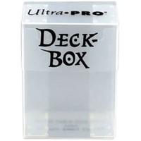 Deck Box Ultra Pro - Tranparente