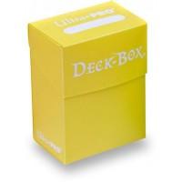 Deck Box Ultra Pro - Amarillo