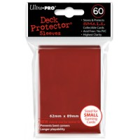 Protector Ultra Pro - Small Rojo