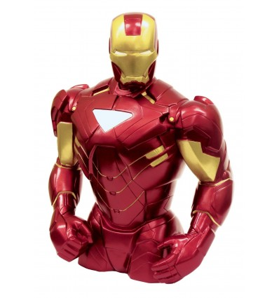 Alcancía Iron Man