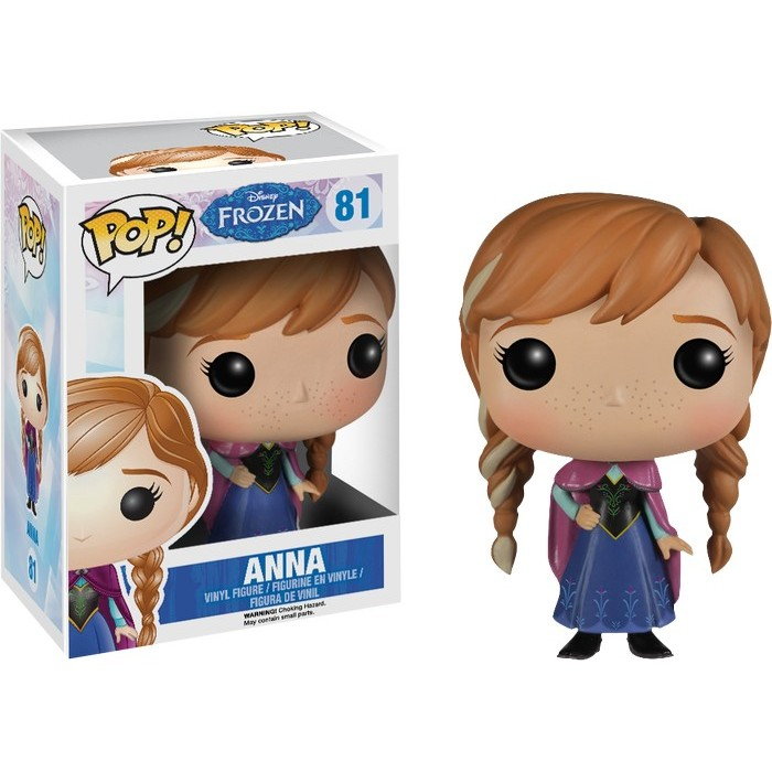 Pop Frozen Anna