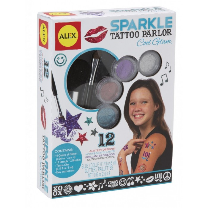 Sparkle Tattoo Perlor - Cool Glam