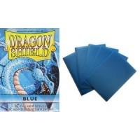 Protector de cartas Dragon Shield 50- Standard Transparente