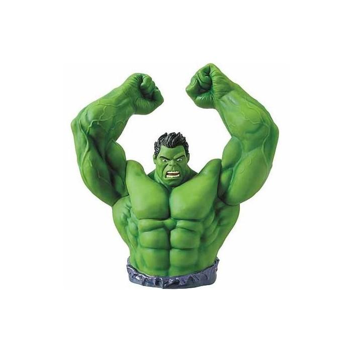 Figura Hulk Bust Bank