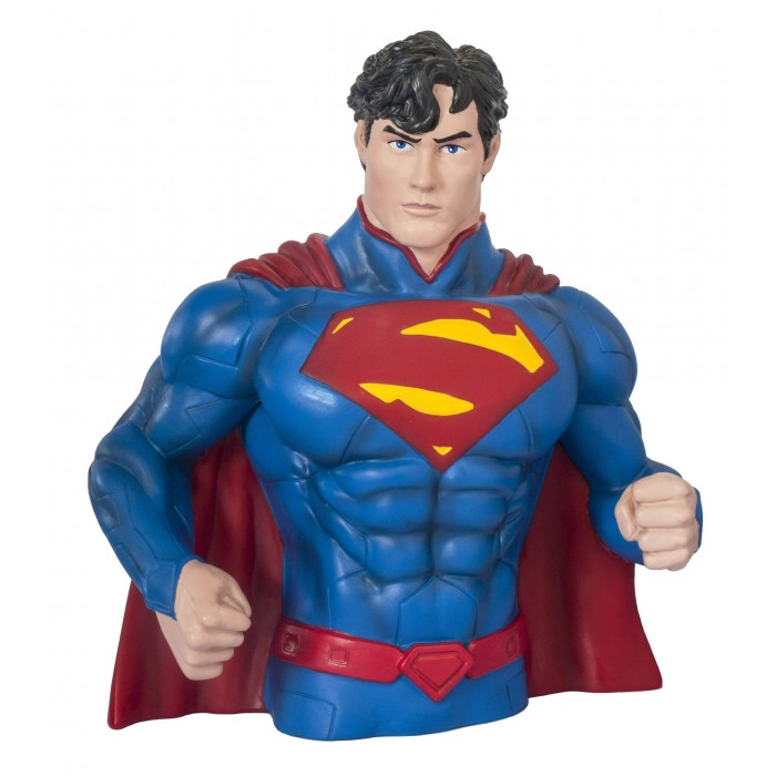 Figura Superman New 52 Bust Bank