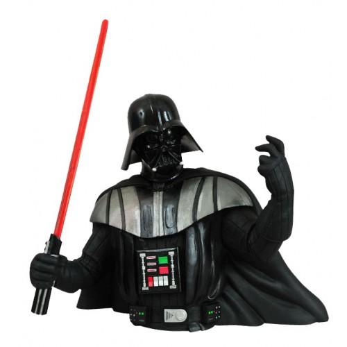 Figura Darth Vader Bust Bank
