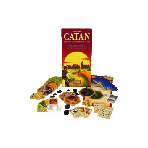 Catan - Expansion 5-6 Jugadores