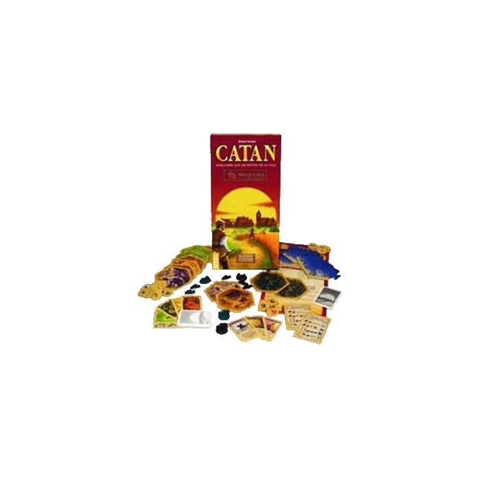 Catan - Expansion 5-6 Jugadores
