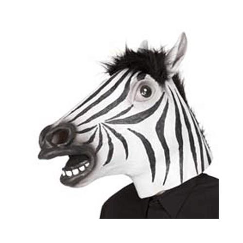 Máscara de Cebra