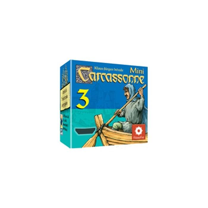 Carcassonne Mini Expansiones Transbordadores