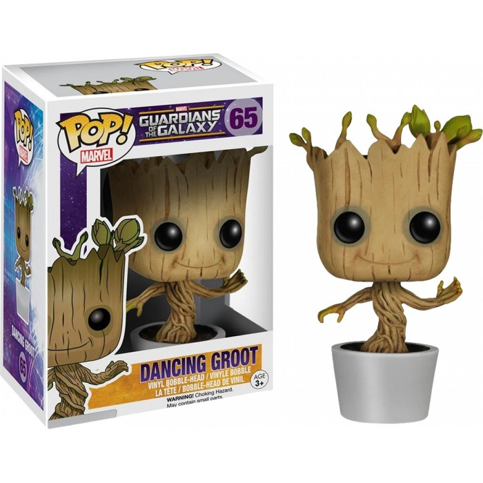 Pop Dancing Groot