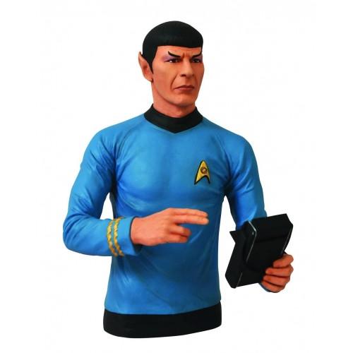 Figura Spock Bust Bank