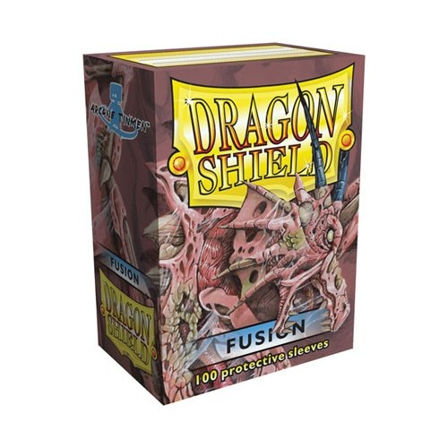 Protector de cartas Dragon Shield 100 - Standard Fusion