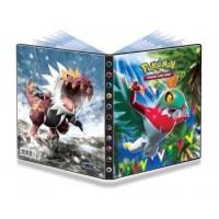 Carpeta coleccionador Pokemon XY Puños Furiosos 4x4