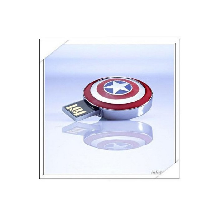 Pendrive Capitan América 8GB