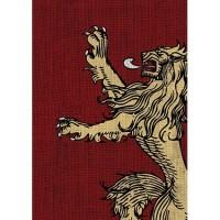 Protector de Cartas Games of Thrones Casa Lannister 50 - Standard