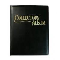 Collectors Album Fantasy Flight 4 Bolsillos Negro