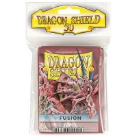 Protector de cartas Dragon Shield 50- Standard Transparente