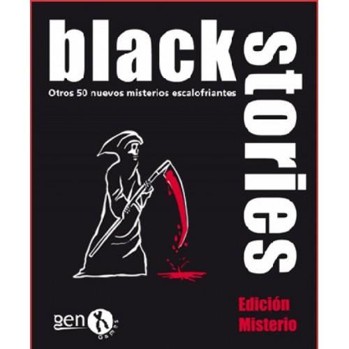 Black Stories: otros 50 nuevos Misterios Escalofriantes