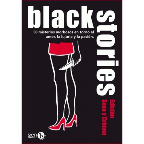Black Stories: 50 Misterios Morbosos en torno al amor, la lujuria y la pasion