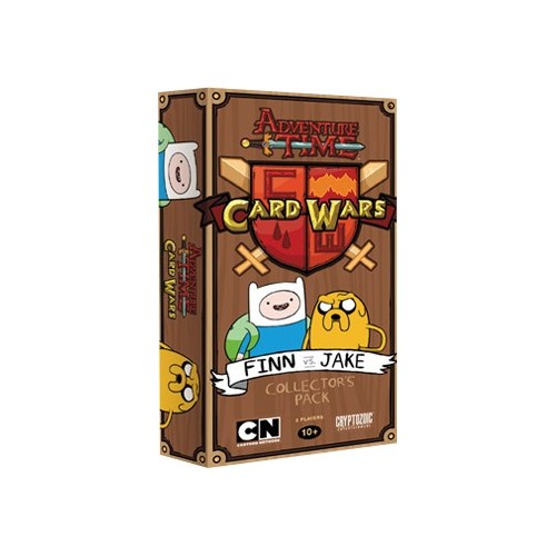 Adventure Time - Card Wars: Finn vs Jake