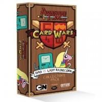 Adventure Time - Card Wars: BMO vs Lady Rainicorn