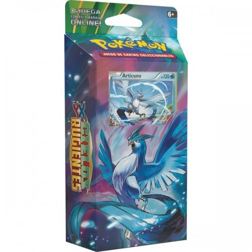 Pokemon XY Cielos Rugientes Mazo Aurora Explosiva