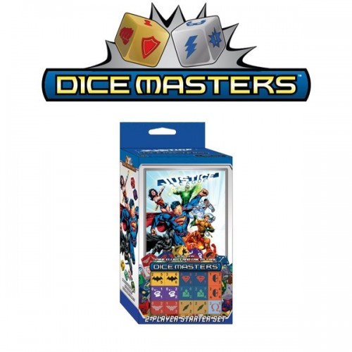 Justice League Dice Masters - Starter Set
