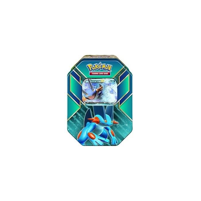Pokemon Hoenn Power Tin - Swampert