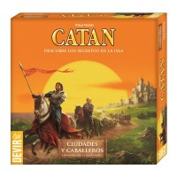 Catan - Expansion Ciudades y Caballeros