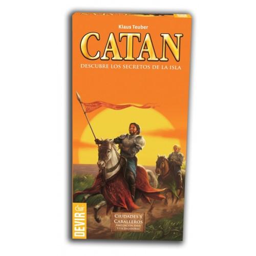 Catan - Expansion Ciudades y Caballeros 5-6 jugadores