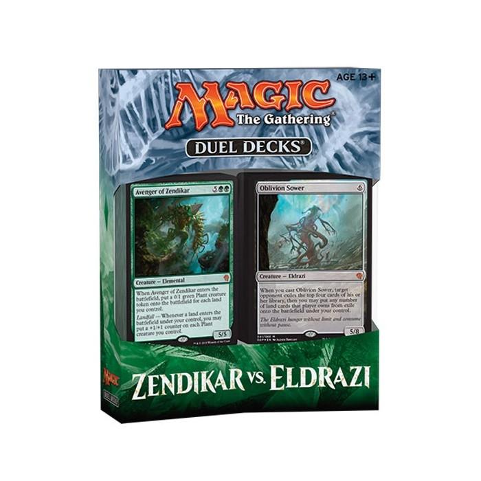 Magic The Gathering Duel Decks: Zendikar vs. Eldrazi