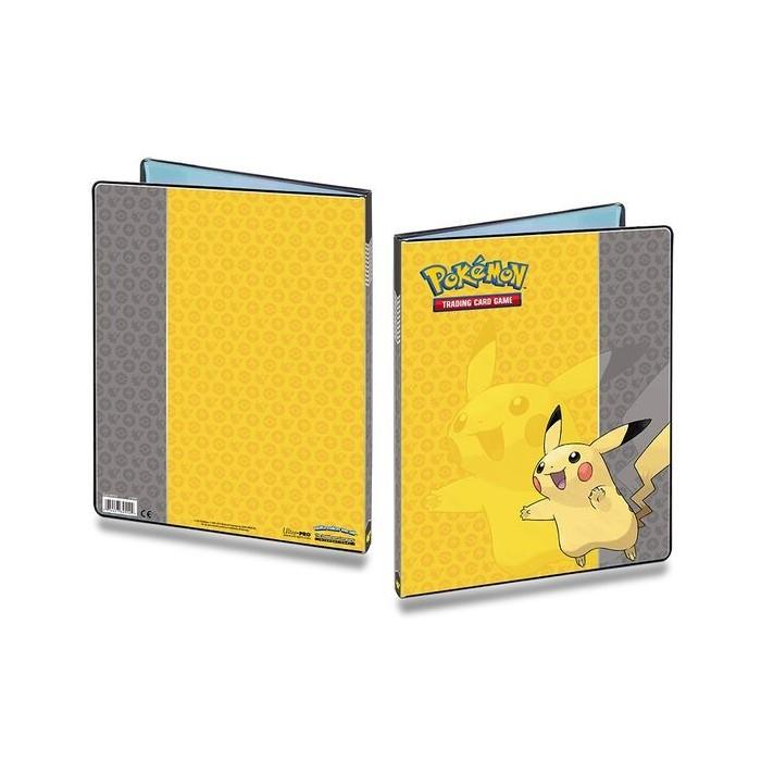 Carpeta coleccionador Pokemon Pikachu