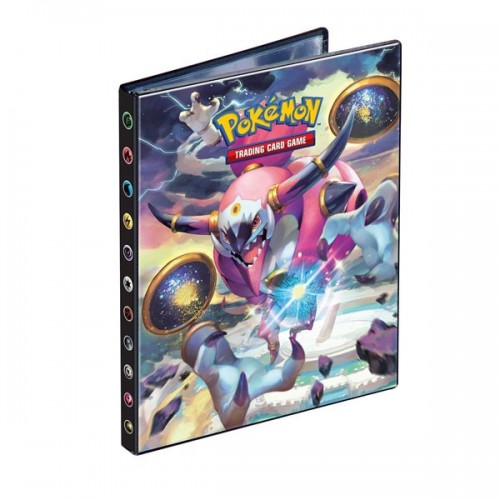 Carpeta coleccionador Pokemon XY S7