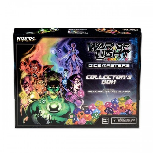 Dice Masters - War of Light Collector's Box