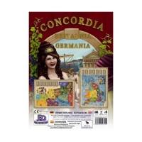 Concordia: Britania & Germania