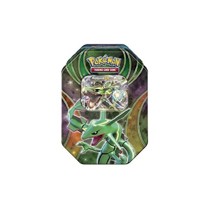 Pokemon Powers Beyond Tin Rayquaza