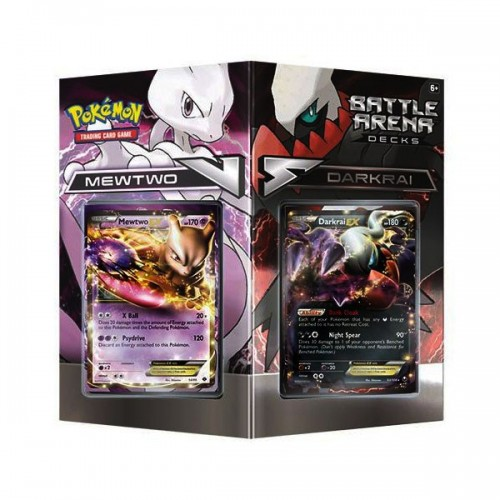 Pokemon Battle Arena Deck Mewtwo vs Darkai