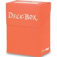 Deck Box Ultra Pro - Peach