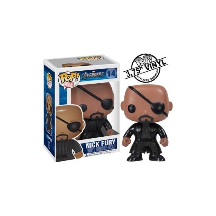 POP! Nick Fury Avengers