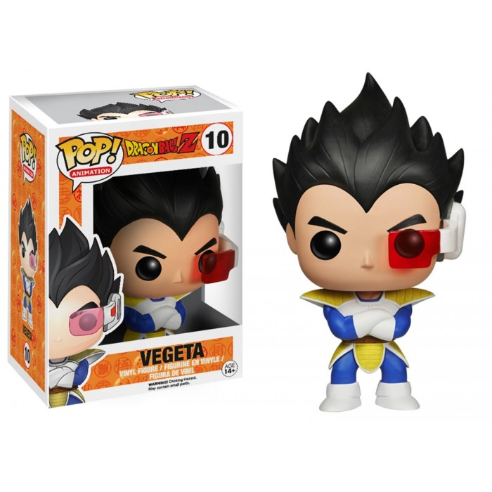 Pop Vegeta 10 Dragon Ball Z