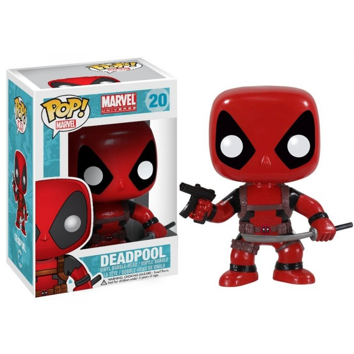 Pop Deadpool