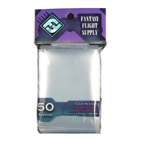 Fundas Europeo Standard Fantasy Flight Purpura