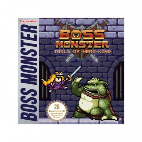 Boss Monster Expansion Tools Of Hero Kind